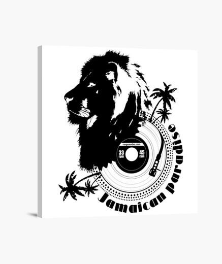 Tableau paradis jamican