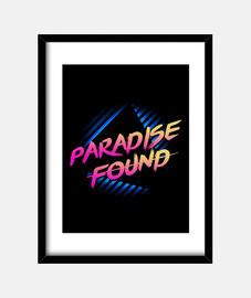 paradis trouvé