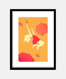paraguas voladores