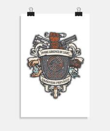 paranormal bureau crest