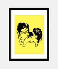 Perro Artistico - Perro Dibujado