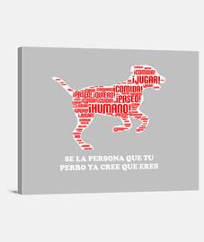 Perro Blanco Español