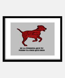 Perro Negro Español