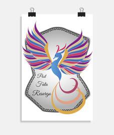 phoenix arabic poster