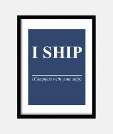 photo verticale de navire i
