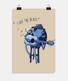 pianeta blues