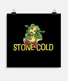 piedra fría medusa