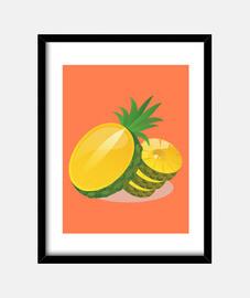 Piña Fruta Dulce