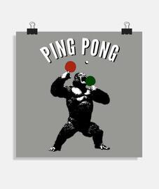 PING PONG - Jeux de Mots-Francois Ville