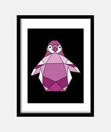 pingouin rose