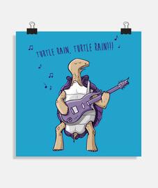 pioggia di tartaruga