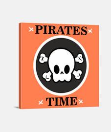 Piratas b&n