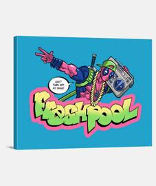 piscine frais (couleurs froides)
