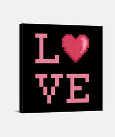 píxeles del amor