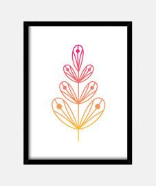 plante géométrique
