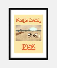 Playa Beach - 1952