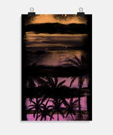 Playa palmeras 2