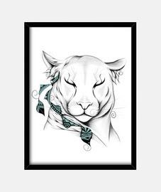Poetic Cougar