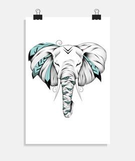 poetischer Elefant