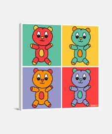 pop bears