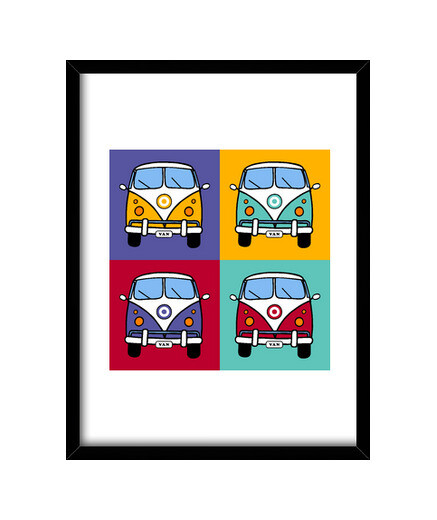 Open Framed Prints motor
