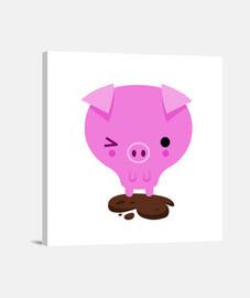 Porky cute