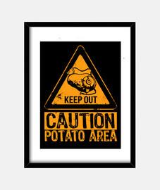 portail potato imprimer
