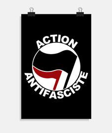 Poster - AAA Antifa