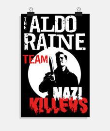 Poster - Aldo Raine Team Nazi Killers
