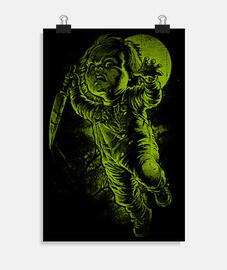 Poster - Chuky Green
