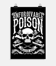 Poster - Dark Skull Poison