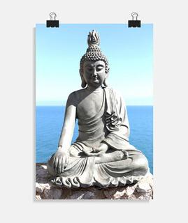 Poster Buda de piedra