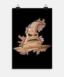 poster, cappello harry