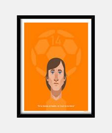 Poster Cruyff