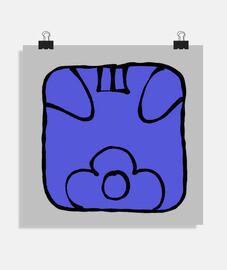 Poster Kin Maya - Mono - Chuen