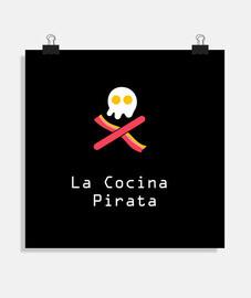 Póster LA COCINA PIRATA Y.ES_022A_2019_La Cocina Pirata