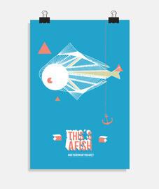 Poster vertical 2:3 - (20 x 30 cm)