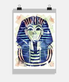 Póster vertical 2:3 - (20 x 30 cm) Egipto