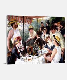 pranzo a base di los canottieri (1880-1881)