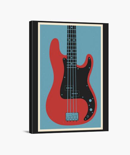 Tableau precision bass