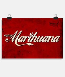profiter de la marijuana