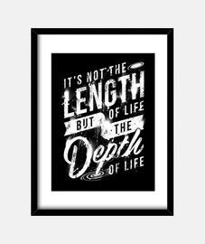 profondeur de la vie