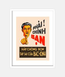 Propagande vietnamienne sbires