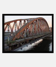 Puente de Hierro - Treto - Cantabria