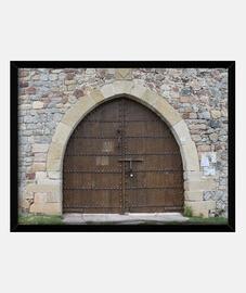 Puerta del castillo de Argueso - Cantabria