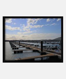 Puerto deportivo de Laredo - Cantabria