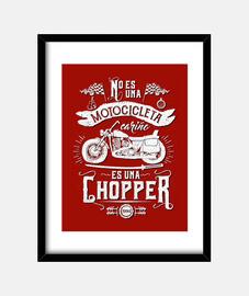 pulp fiction chopper blanc