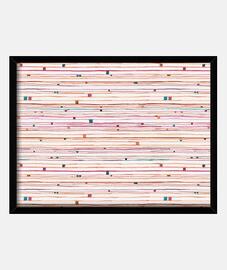 Quadro con cornice orizzontale 4:3 - (40 x 30 cm)