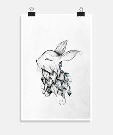 rabbit poetico