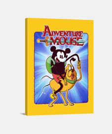 ratón aventura